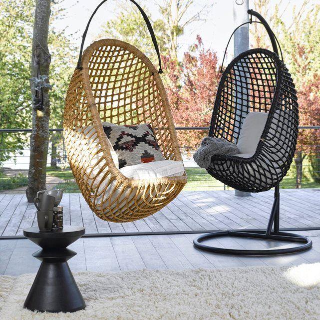 fauteuil suspendu swing fauteuil suspendu suspendu et fauteuils. Black Bedroom Furniture Sets. Home Design Ideas