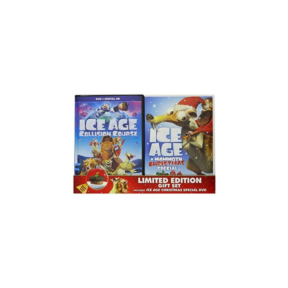 Ice Age: Collision Course / Mammoth Christmas (Dvd) | Products