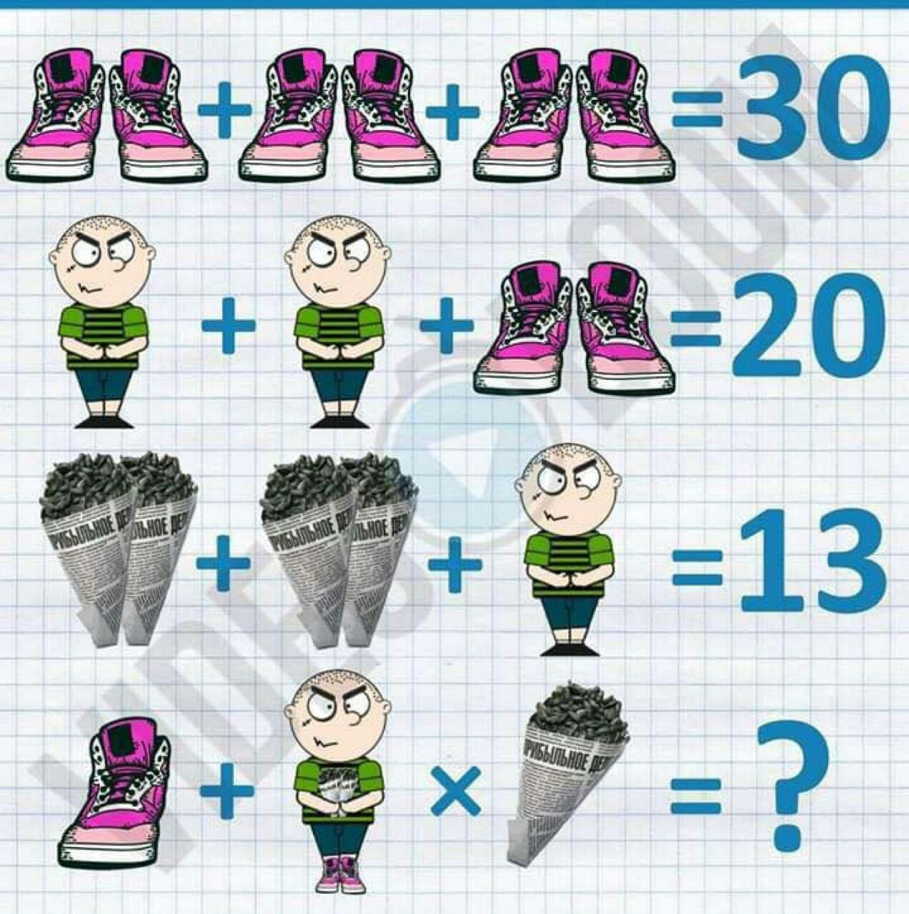 Pin by Rashid Mbuma on puzzle (With images) Math riddles