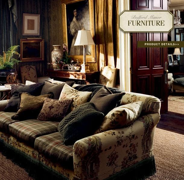 Color Outside The Lines Ralph Lauren Home Collections Archive