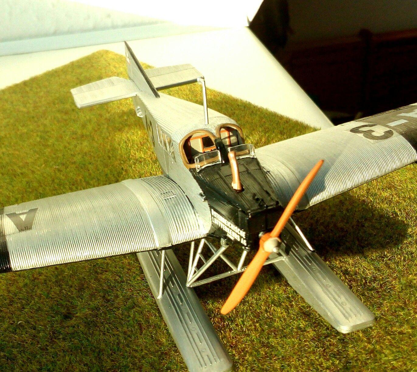 Junkers F 13. 1/72 Revell