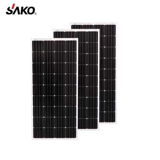 China Cheap Monocrystalline170w 180w Pv Module Solar Panel View Sako Solar Panels 170 Watt Solar Panels 170 Wa Solar Panels Best Solar Panels Buy Solar Panels