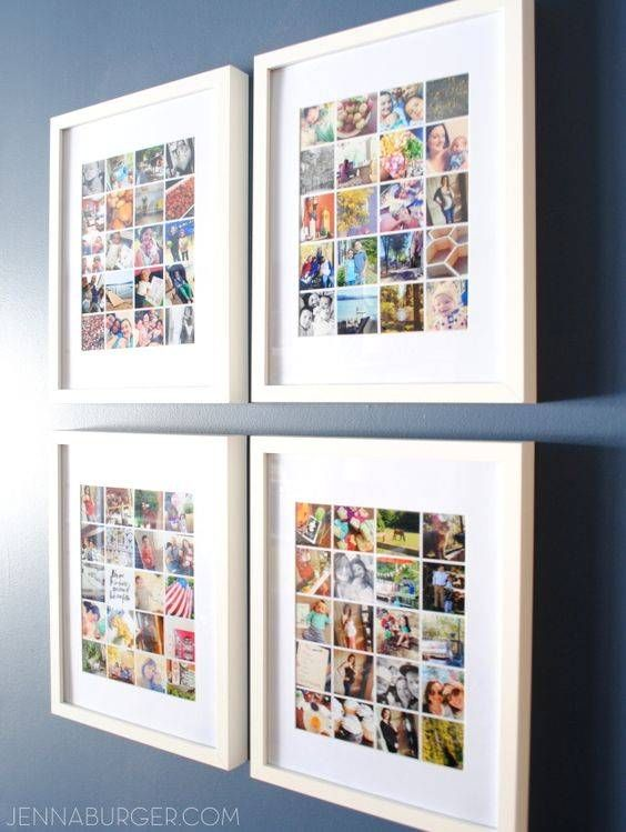 fotow nde und fotocollagen ideen mit denen du dein heim verzauberst wohnen. Black Bedroom Furniture Sets. Home Design Ideas