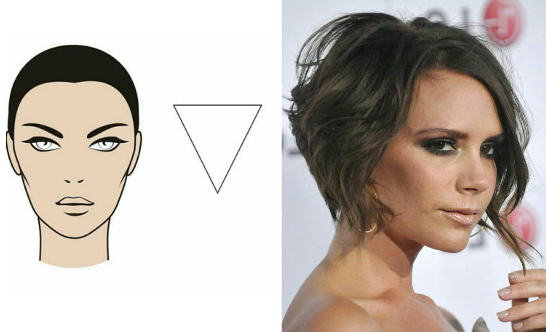 18++ Coiffure long front inspiration