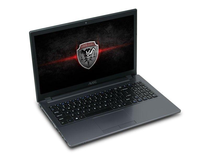 Notebook para jogos Avell Titanium B155 FIRE XR - Um notebook gamer com GeForce GTX 950M (2 GB GDDR5) - http://avell.com.br/titanium-b155-fire-xr