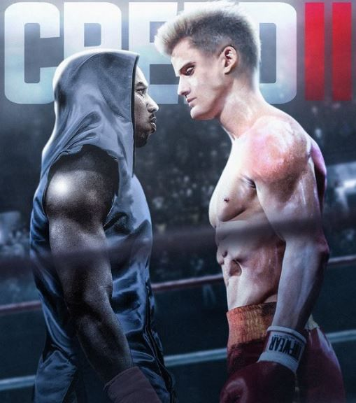 Creed 2 Will Be Featuring Ivan Dragos Son Creed Movie In 2019 Cine