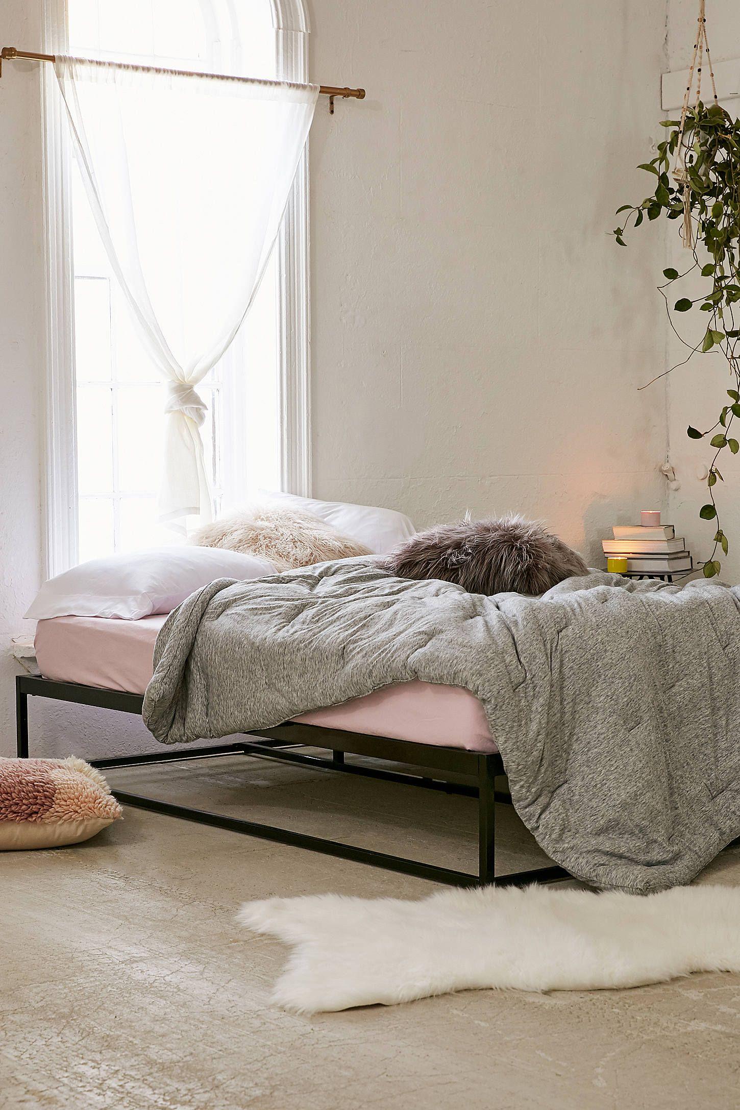 Minimal Platform Bed Frame Bed Frame Platform Bed Frame