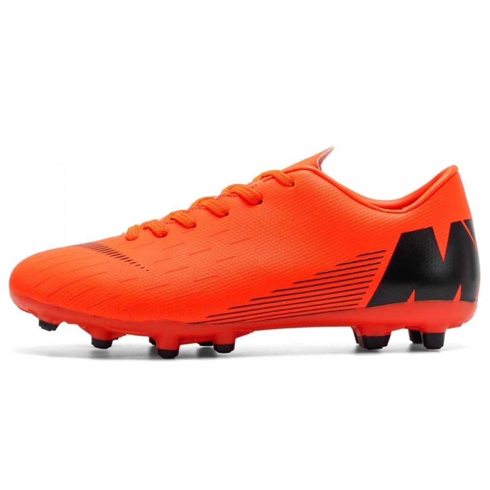 Men Boy Kids Soccer Cleats Turf Football Soccer Shoes Tf Hard Court Sneakers Trainers New Design Football Boots In 2020 Kids Soccer Cleats Sports Footwear Football Boots