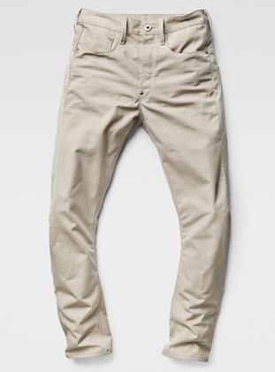 RAW Utility Type C Loose Tapered Pants