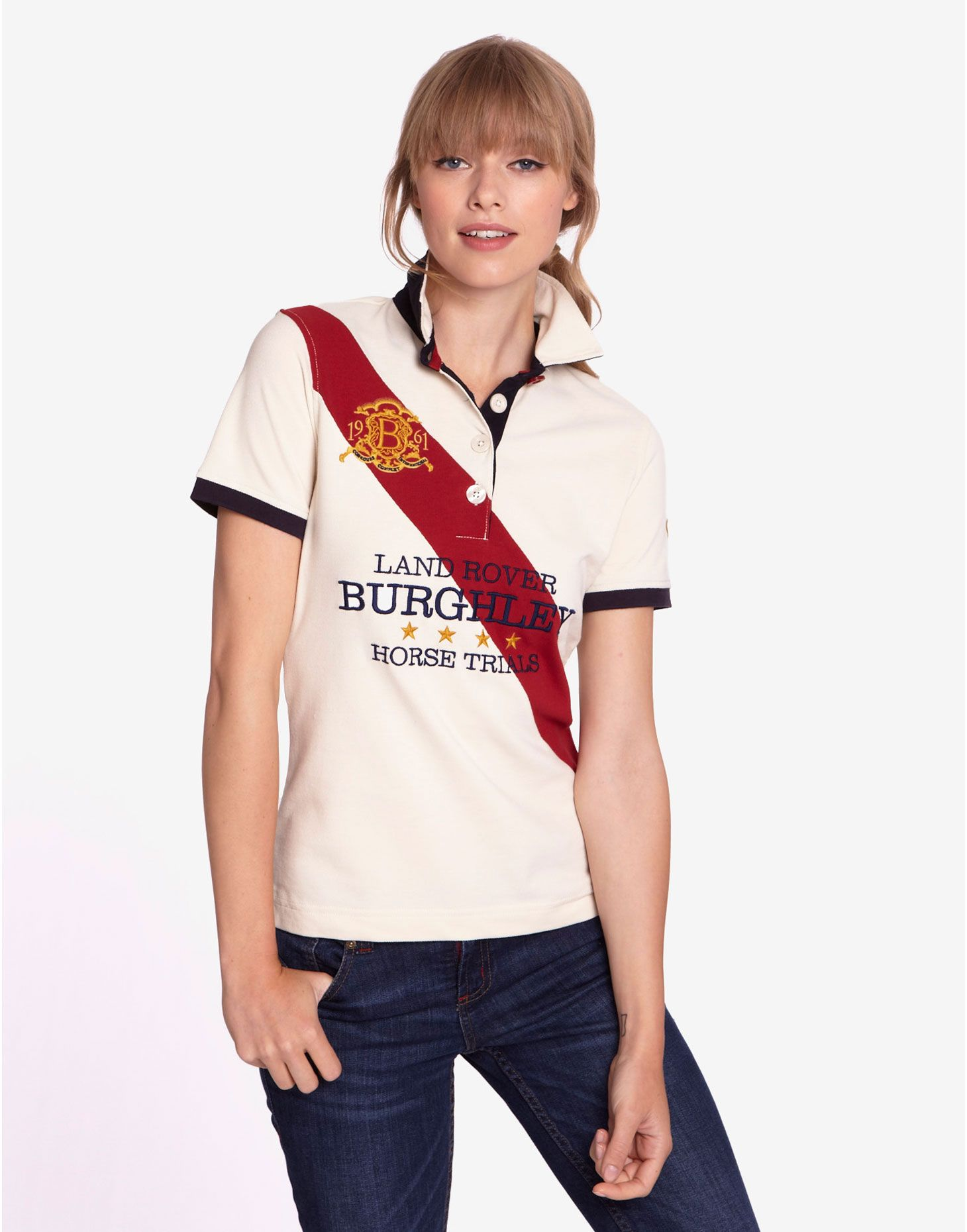 Womens Equestrian Polo Shirts Uk