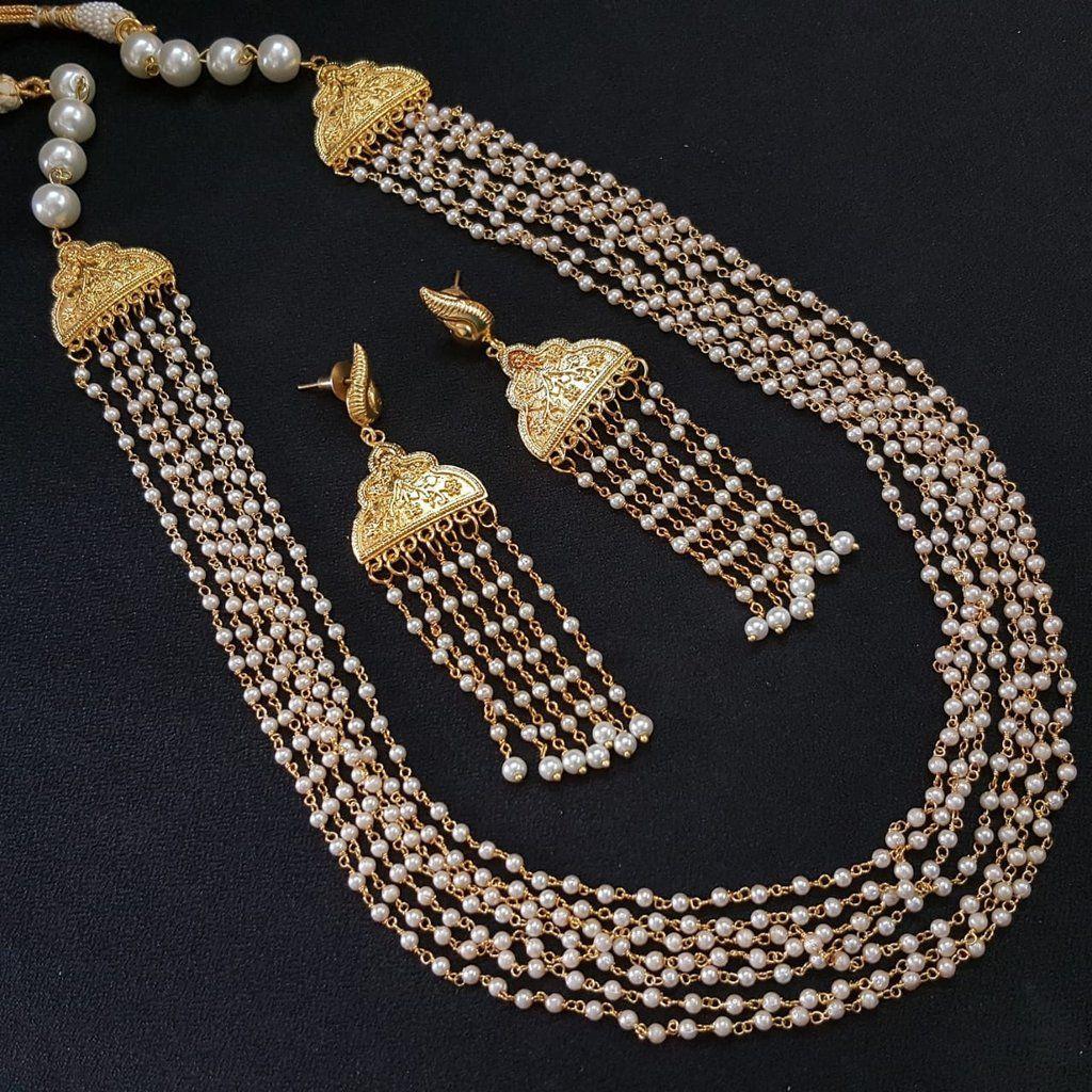 Moti necklace set necklace sets pinterest indian jewelry