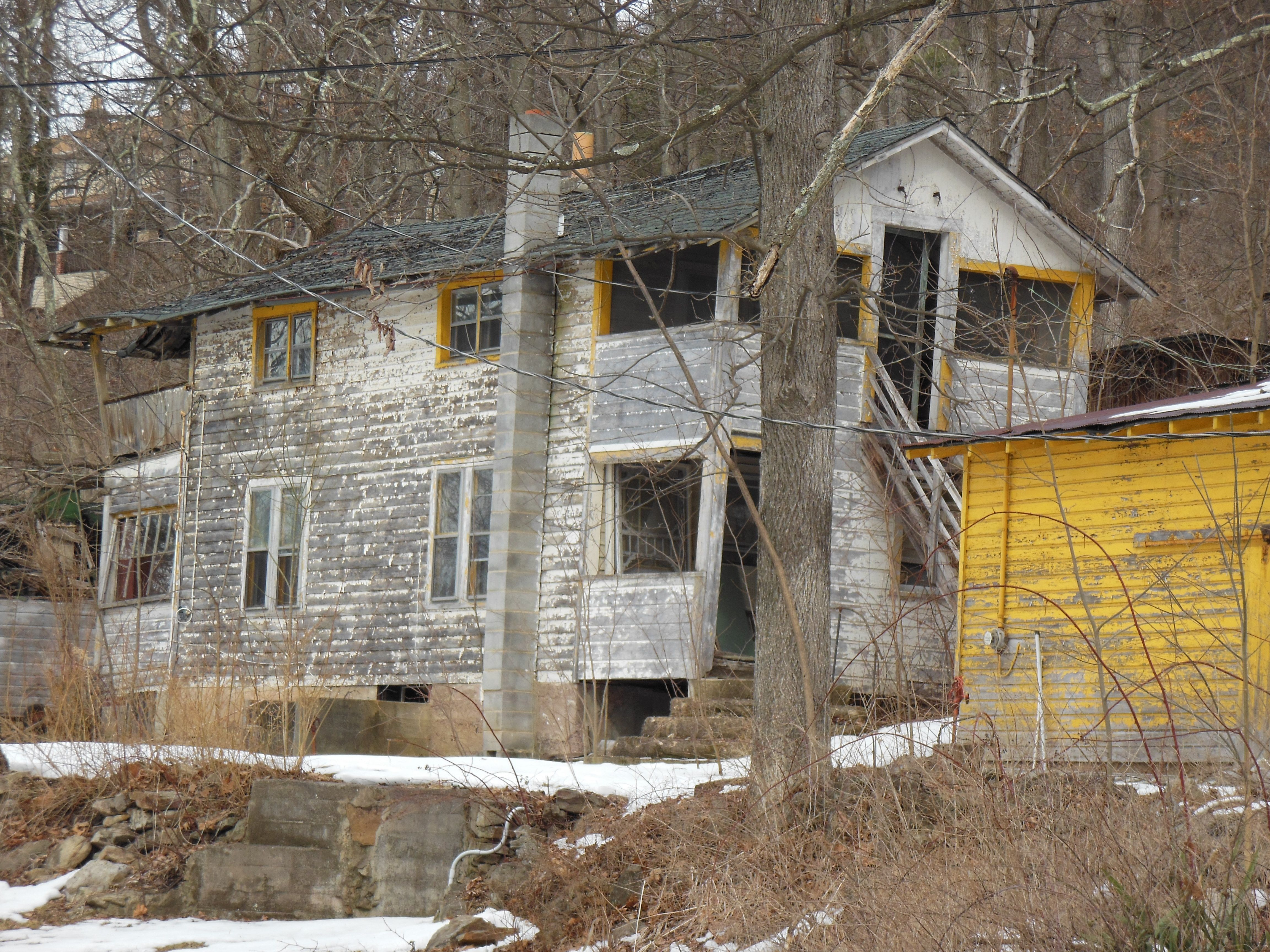 Old Abandoned Houses/Farms in Western Maryland