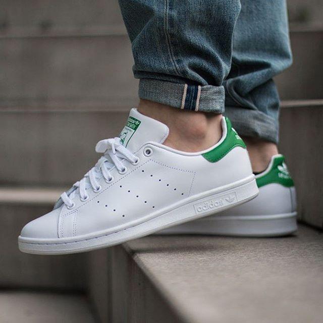 shoes, Adidas stan smith white