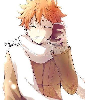 Which Haikyu!! character has a crush on you?   Hinata!