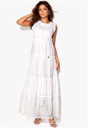 Chiara Forthi Faviana Dress Valkoinen