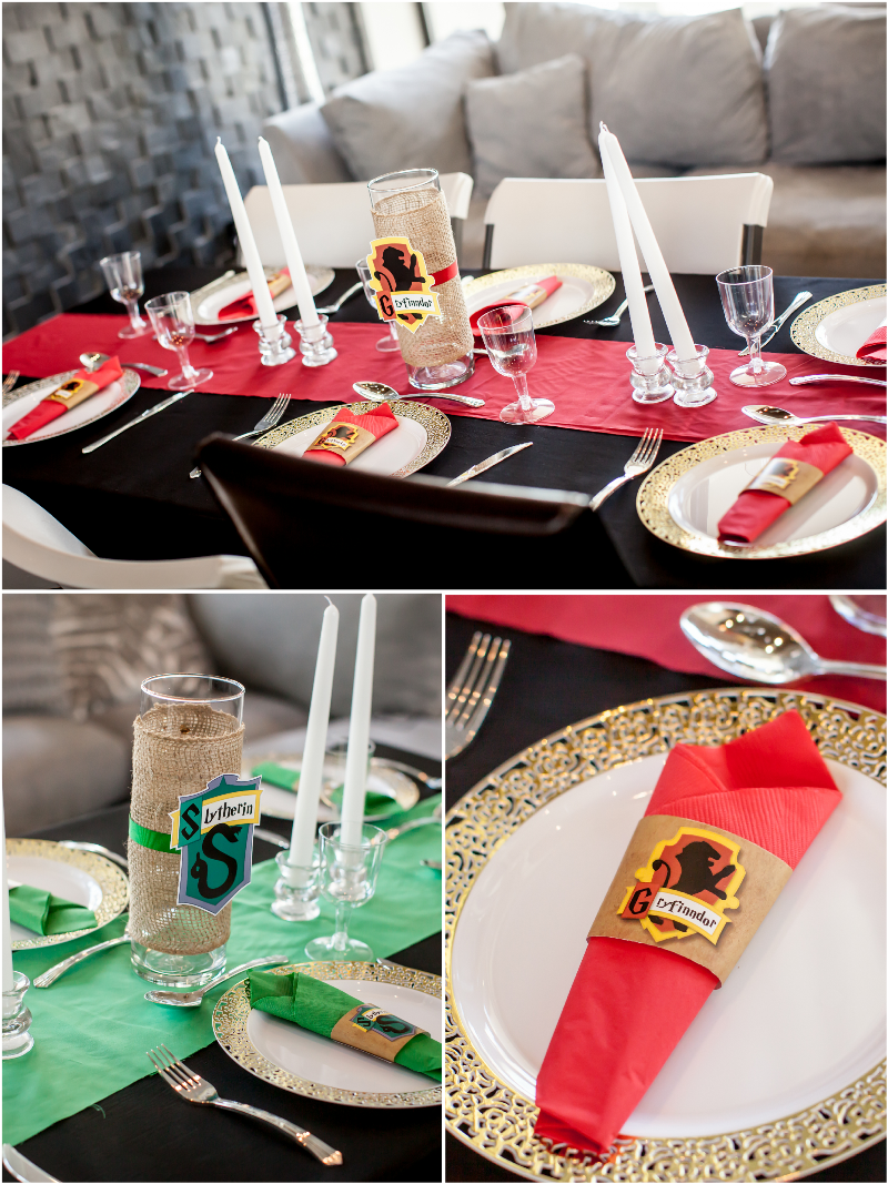 Harry Potter Inspired 9th Birthday Party En 2019 Harry Potter