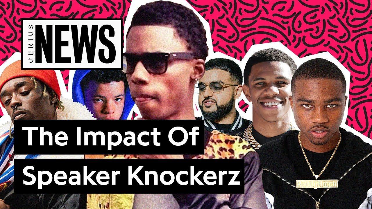 The Life And Legacy Of Speaker Knockerz Genius News Mixtape Tv Genius Life Mixtape