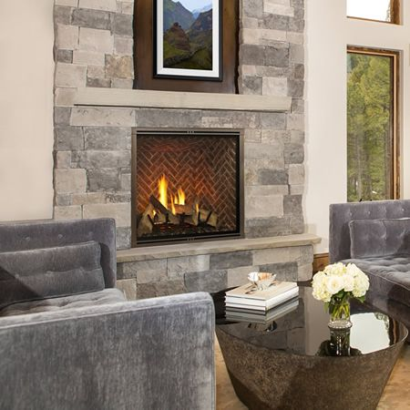 Majestic Marquis Ii Direct Vent Gas Fireplace 42 With Images