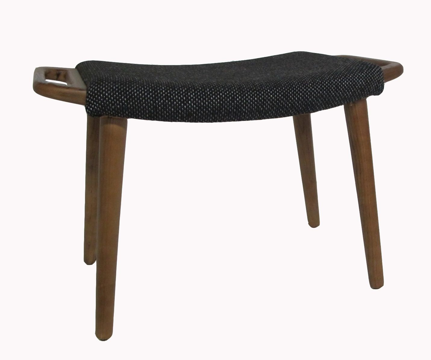 midcentury foot stool - could the legs be shorter?