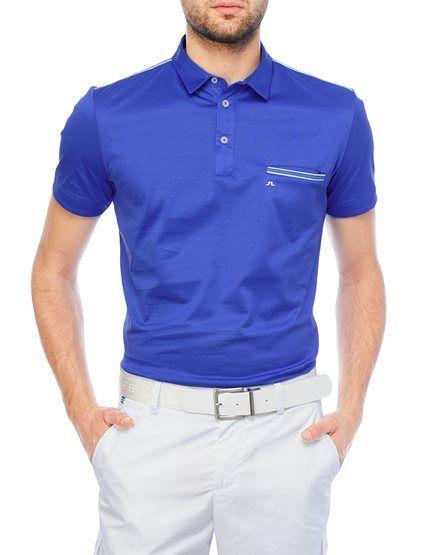 Alster Slim Slip Jersey J Lindeberg Official Store Mens Tops Polo Ralph Lauren Polo Shirt