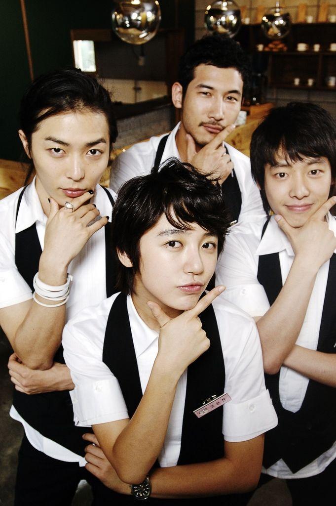 Coffee Prince Dramafever Coffee Prince Celebridades Coreanas Kdrama