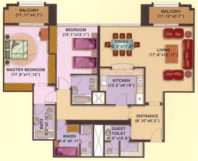 Marina Crown Floor Plan Dubai Marina Dubai Uae Floor Plans House Floor Plans Interior Design Plan