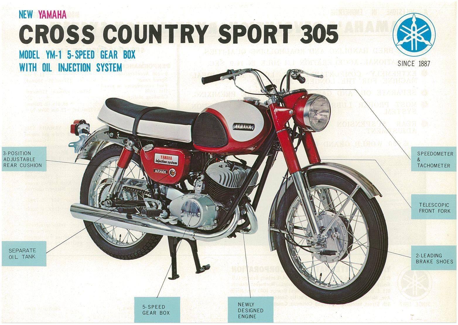 Details About Yamaha Brochure Ym1 1964 1965 1966 Sales Catalog Repro Yamaha Vintage Honda Motorcycles Yamaha Bikes