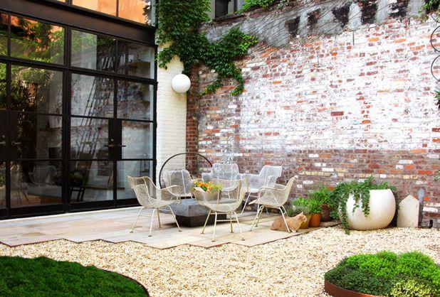 Willow Residence - Dwell & New York magazine City Modern Brooklyn Home Tour