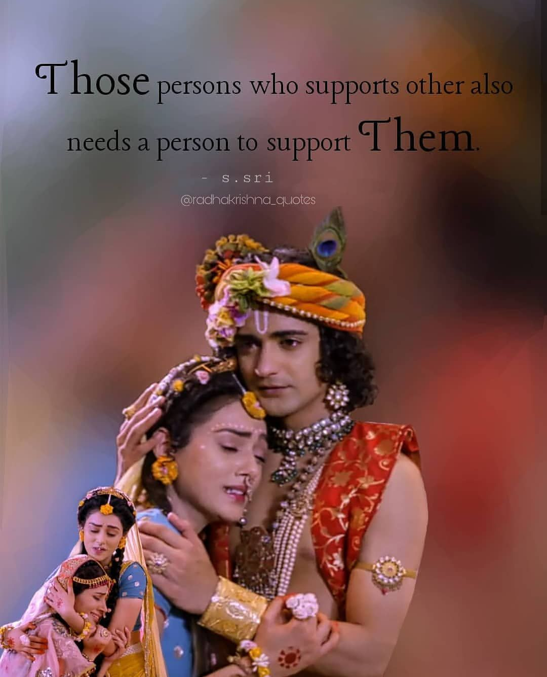 Image May Contain 4 People Hat And Text Radha Krishna Love Quotes Krishna Love Radha Krishna Photo