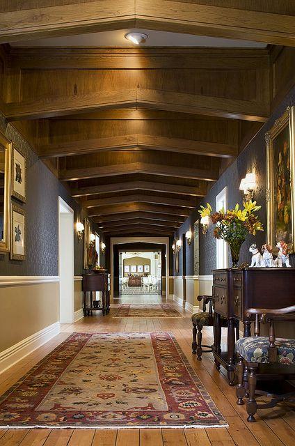 Evanston Golf Club. Skokie, IL. Interior Design By Mary Cook.