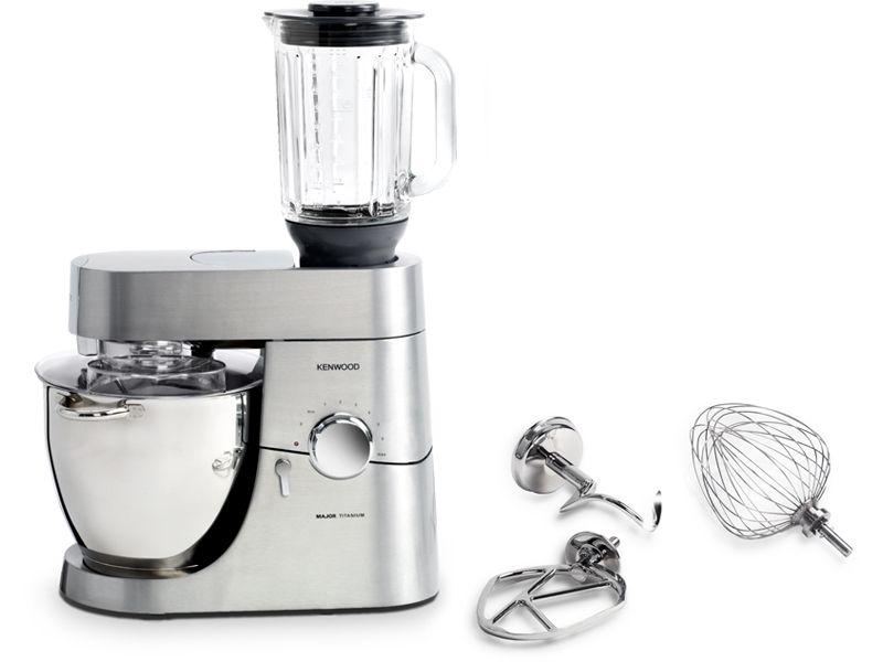 Titanium Major Kmm023 Kenwood Chef Kitchen Machine Kitchen Mixer
