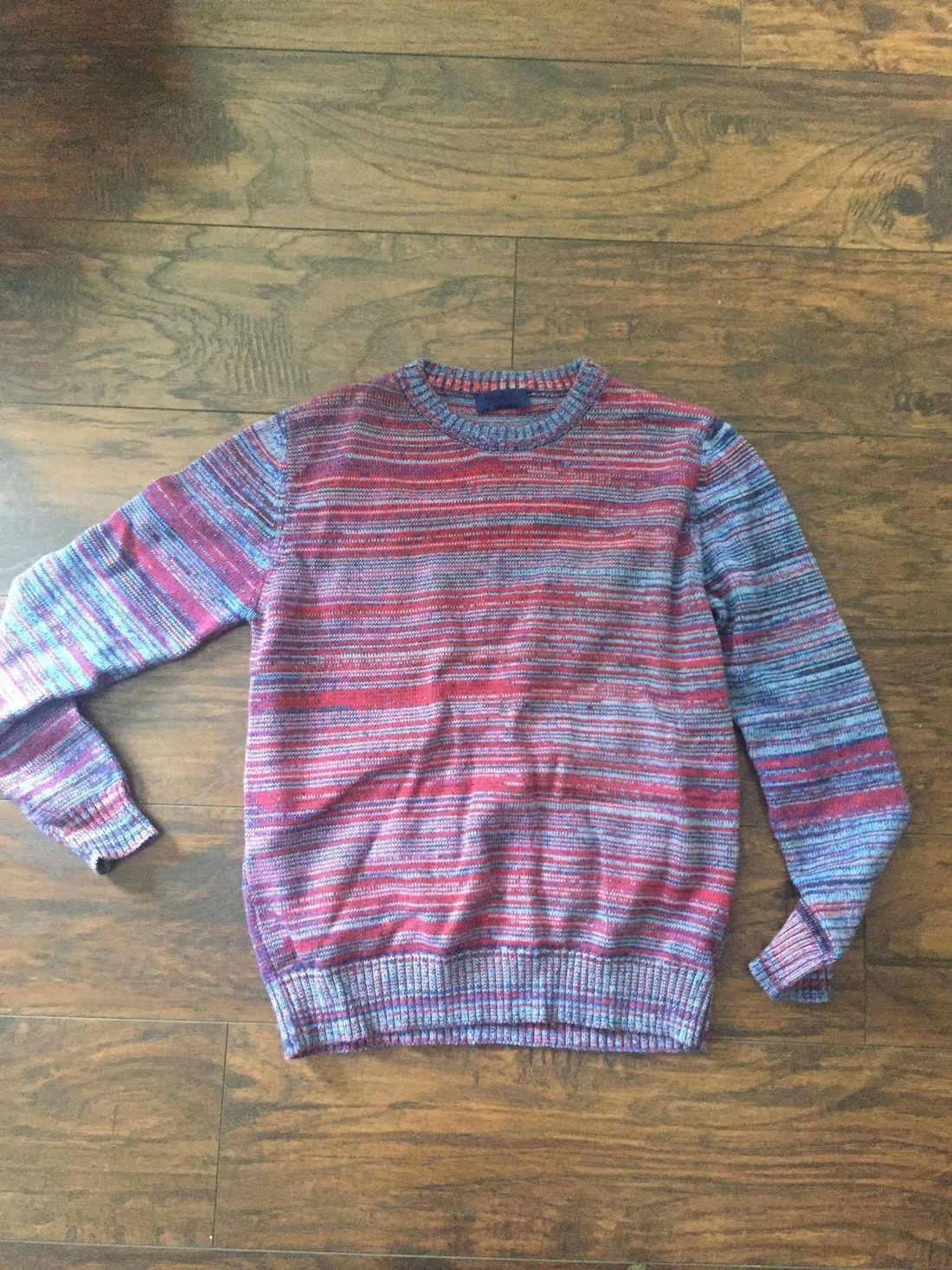 Etudes Cotton Sweater Size S $32 - Grailed