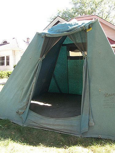 my vintage umbrella tent 1 tents