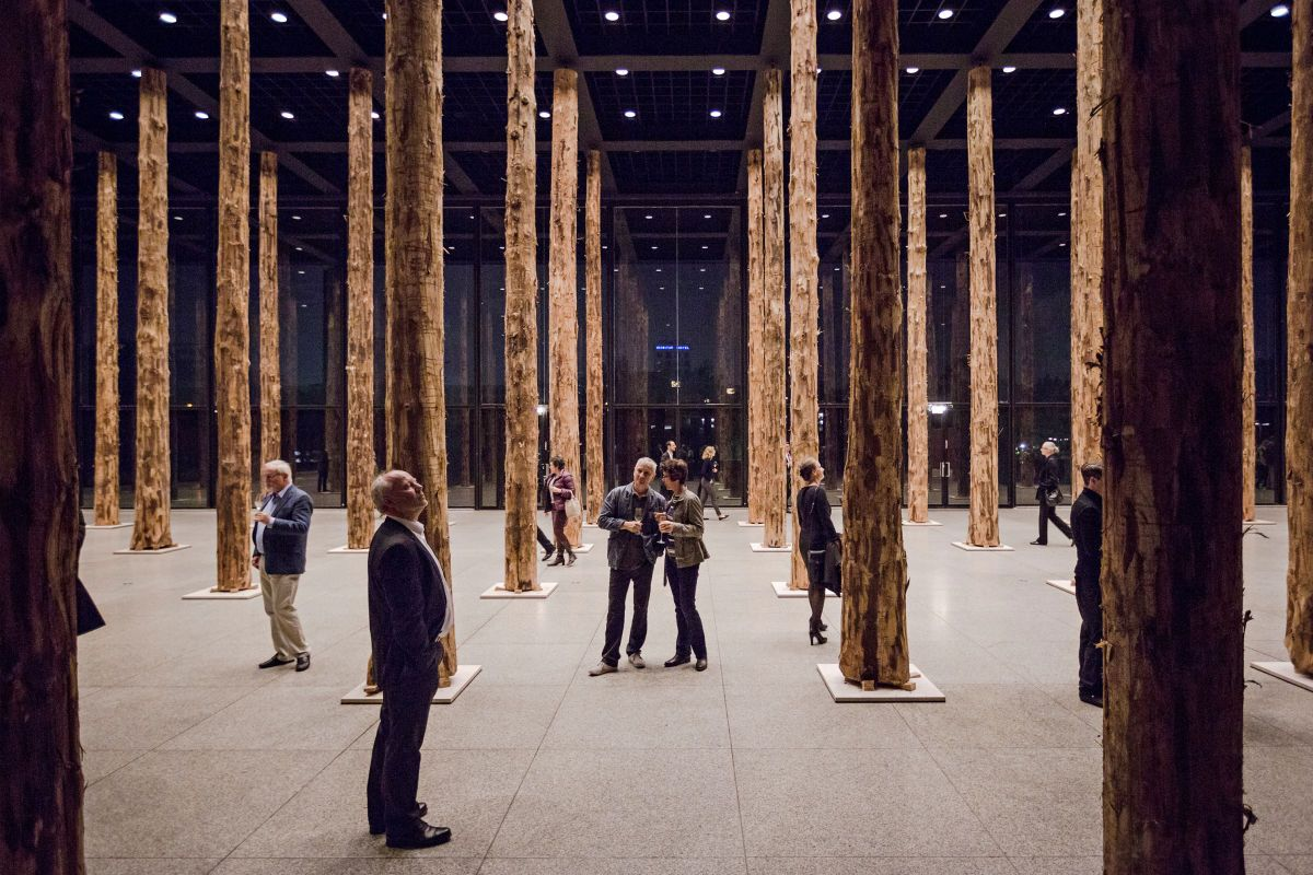 david chipperfield forest - Google Search