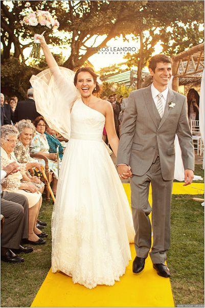 Casamento da Thaisa e do Fred