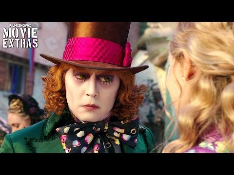 Mad Hatter NEW Disney Parks Alice Through the Looking Glass Mystery Pin