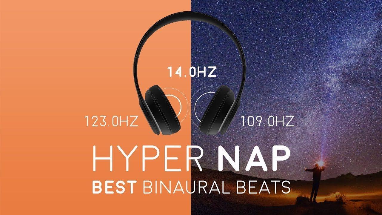 HYPER NAP Binaural Beats Energizing Sleep Cycle [20