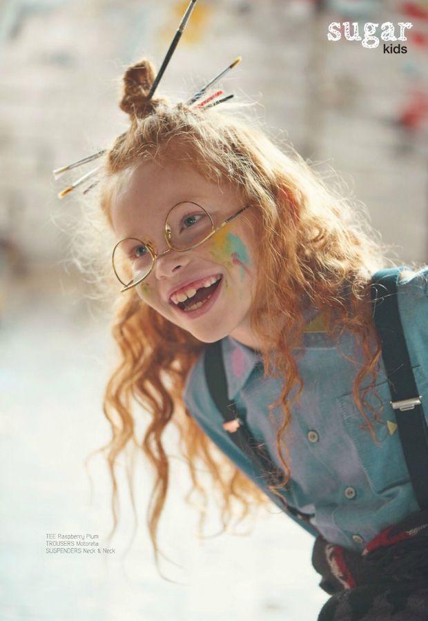 Ylfa von Sugar Kids for Babiekins von Eva Bozzo.