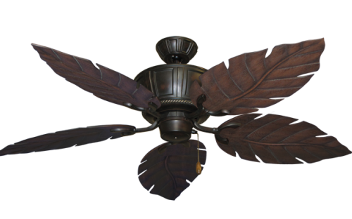 """Centurion Oil Rubbed Bronze Ceiling Fan with 52"""""""