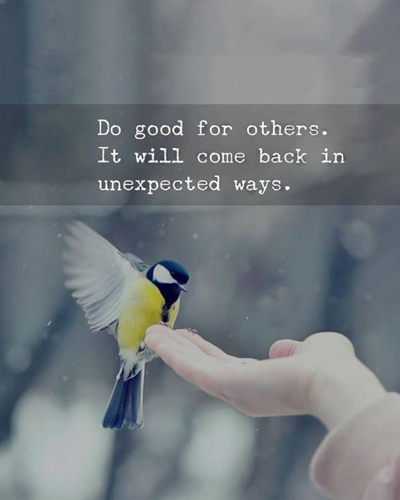 Do Good For Others Quotes And Sayings Pinterest Quotes