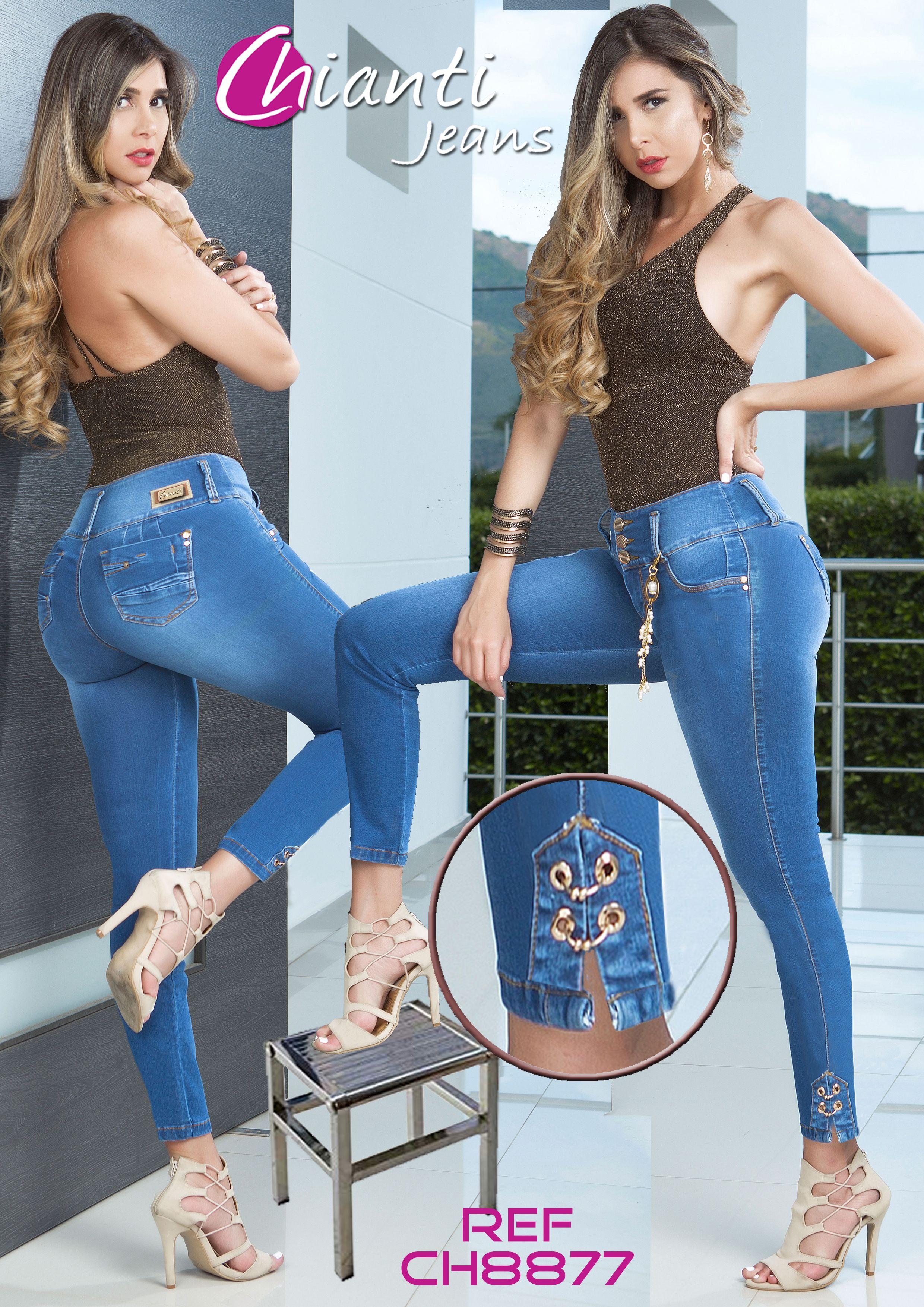 Pin En Pantalones Colombianos Chianti Jeans