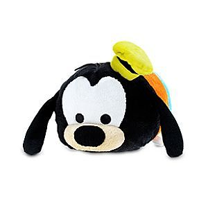 Disney Goofy ''Tsum Tsum'' Plush - Medium - 11'' | Disney StoreGoofy ''Tsum Tsum'' Plush - Medium - 11'' - Disney's cutest characters have gotten even cuter with our ''Tsum Tsum'' Plush Collection. Already a hit in Japan, now you can collect Goofy and all his soft, cuddly friends in North America in a variety of sizes, each sold separately.