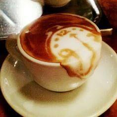 coffee dalì's style