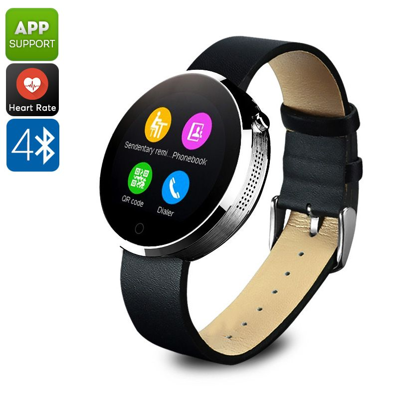 DM360 Smart Watch Bluetooth 4.0, Calls, Messages