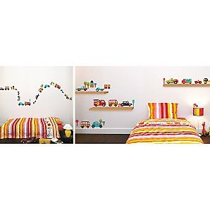 Nouvelles Cars Wall Stickers