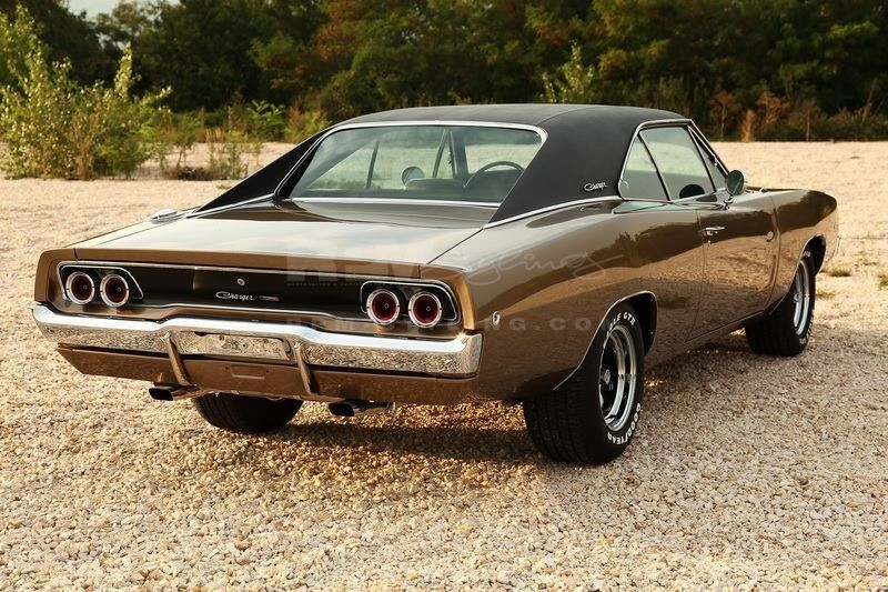 68 Dodge Charger 383 Magnum Dodge Charger Muscle Cars Dodge Muscle Cars