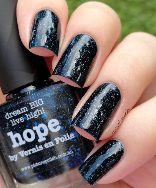 piCture pOlish \'Hope\' mani by Cassidy Lynn Nails so beautiful! Buy ...