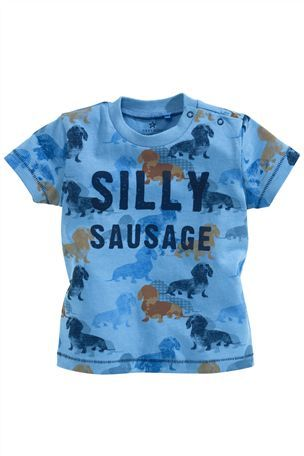 Hee hee silly sausage T-shirt