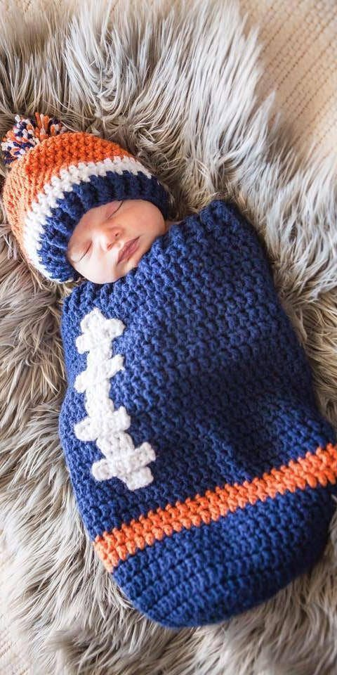 20+ Cute Crochet Baby Cocoon Patterns With Your Baby Too Sweet - Page 21 of 26 #crochetbabycocoon
