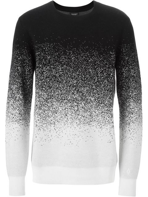 Shop Marcelo Burlon County Of Milan degradé pixel sweater in Noténom from the world's best independent boutiques at farfetch.com. Shop 300 boutiques at one address.